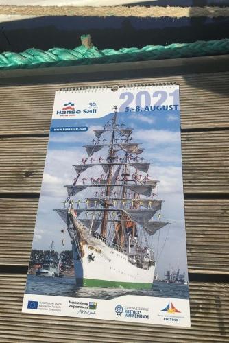 Hanse Sail 2021 Teilnehmerschiffe