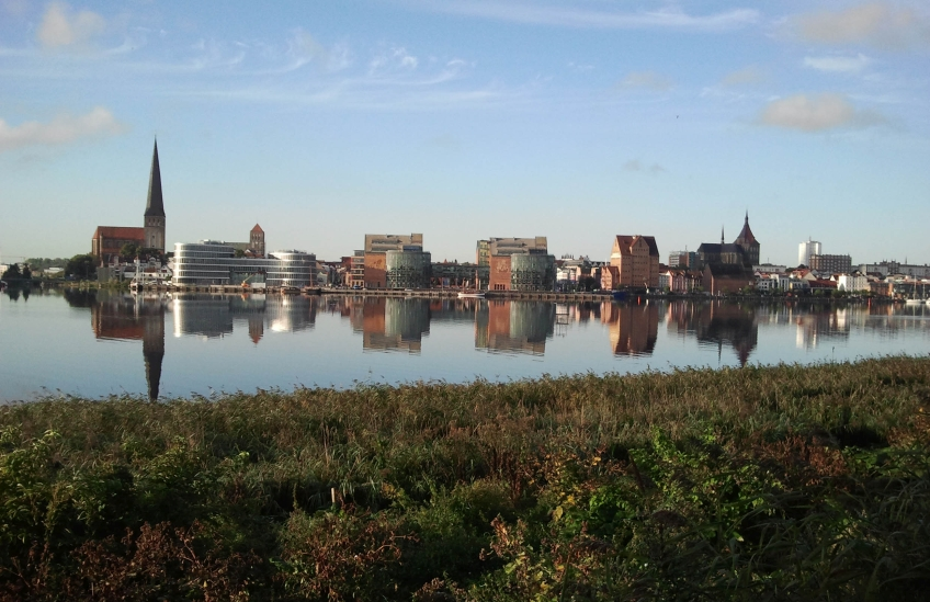 Auftakt zum Hansetag Rostock 2018