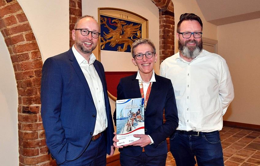 Bilanzpressekonferenz Rostock Marketing