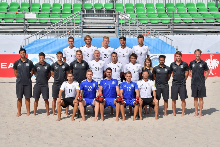 Deutsche Beachsoccer Nationalmannschaft