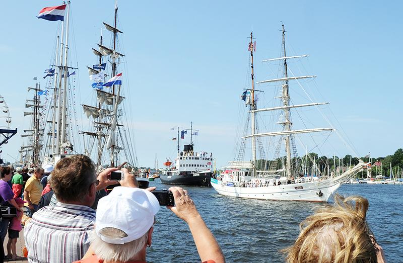 Hanse Sail Fotowettbewerb