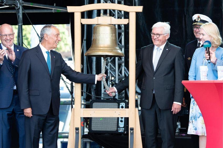 Eröffnung Hanse Sail Rostock 2019
