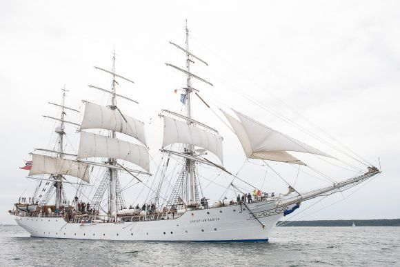Hanse Sail Christian Radich