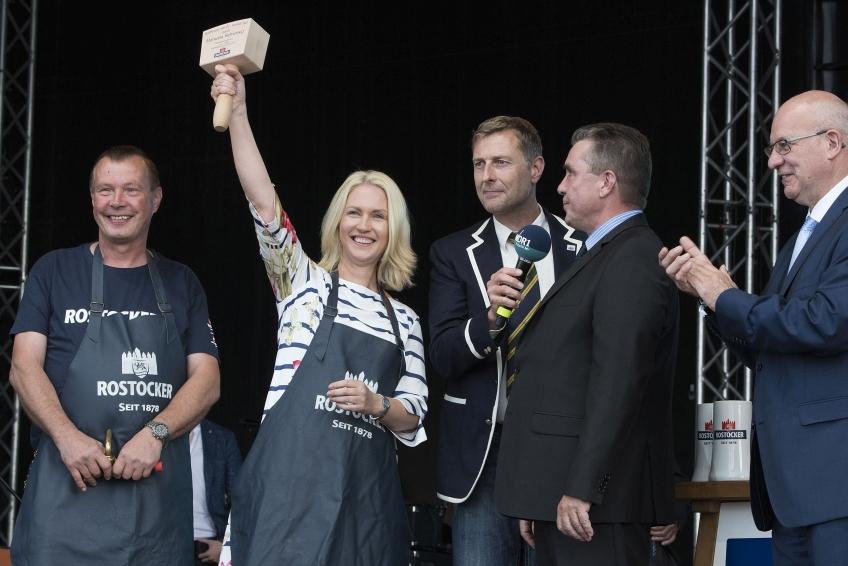 Hanse Sail Eröffnung 2017