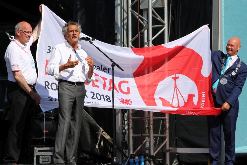 Hanse Sail Hafenstammtisch Thema Hanse