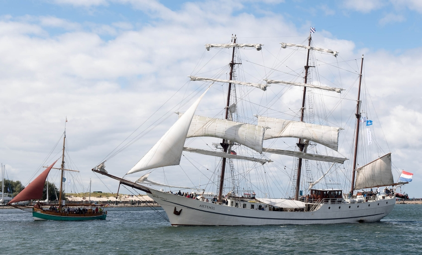 Maritime Angebote Hanse Sail