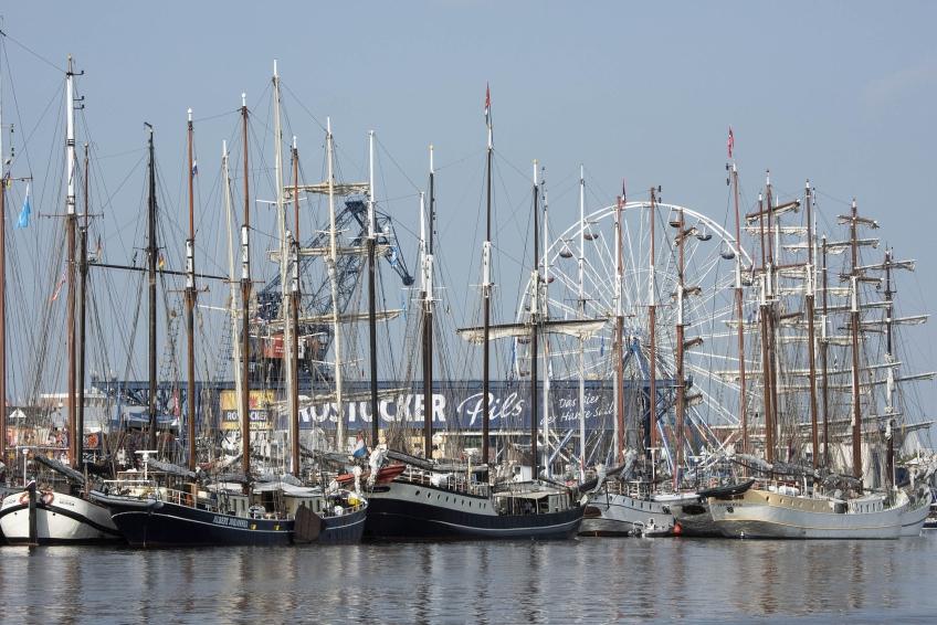 Hanse Sail 2018