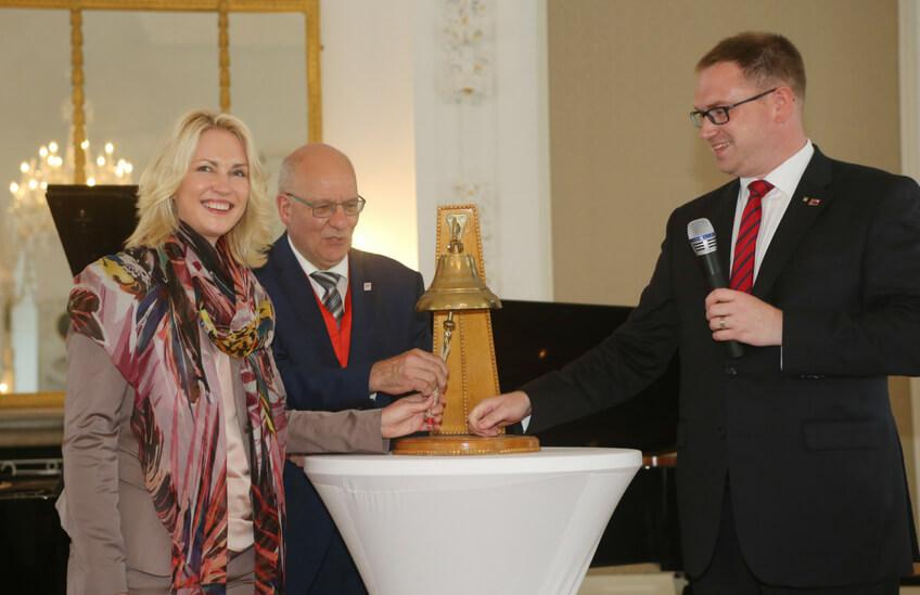 Eröffnung des Hansetages 2018
