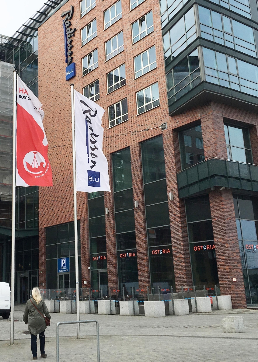 Hansetag 2018 Flagge zeigen