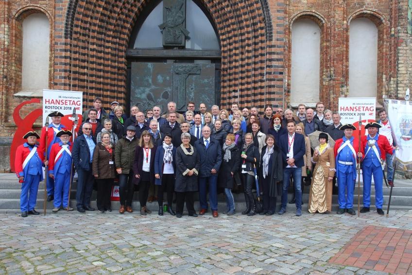 Hansetag 2018 Kommission