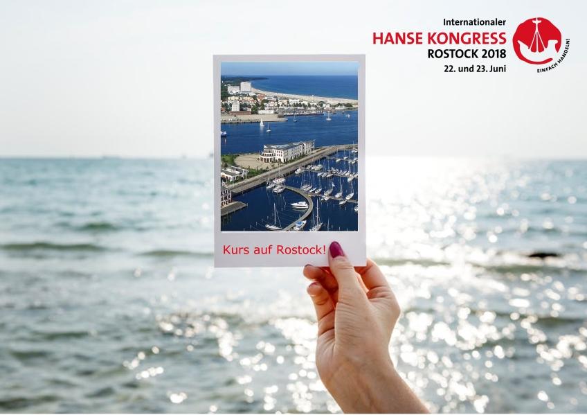 Hanse Kongress Rostock 2018