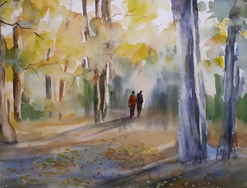 Malerei Marion Gericke