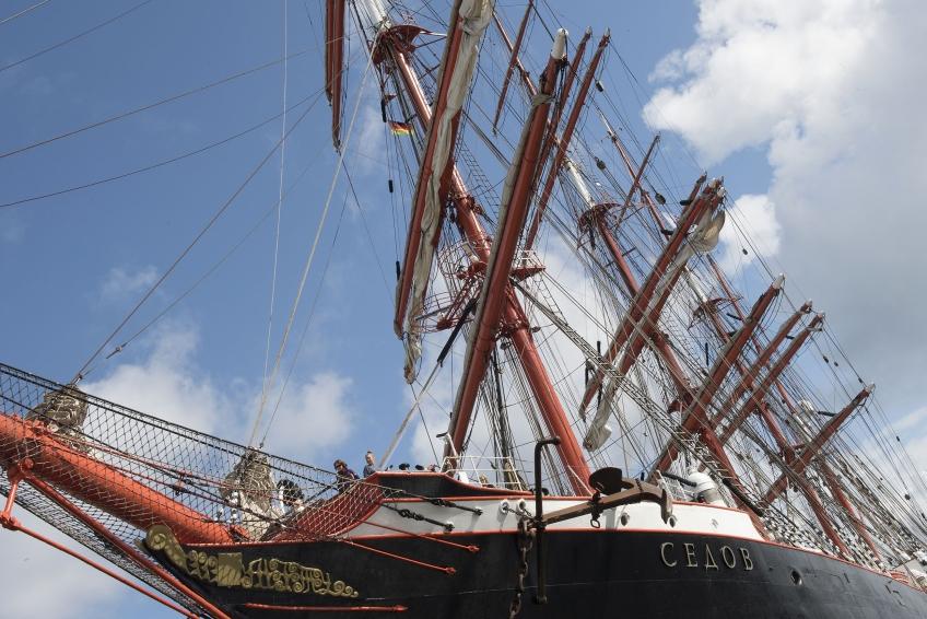 Sedov Hanse Sail