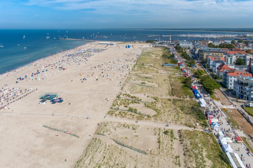 Strandschultag Warnemünde