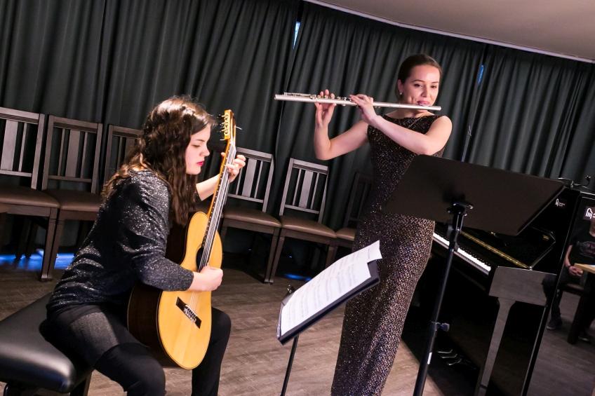 Trotzenburg Nina Golubovic & Anastasia Maryy